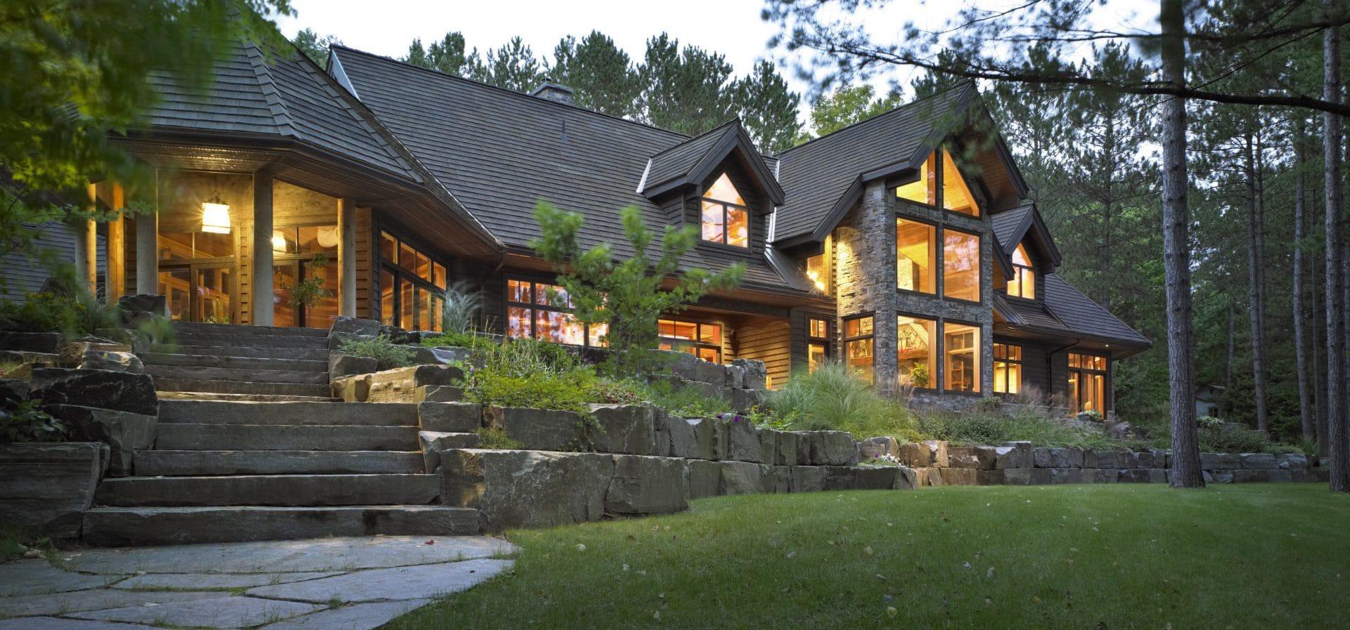 Home Majestic Peaks Custom Homes